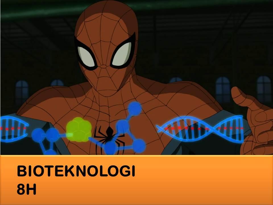 Bioteknologi 8H