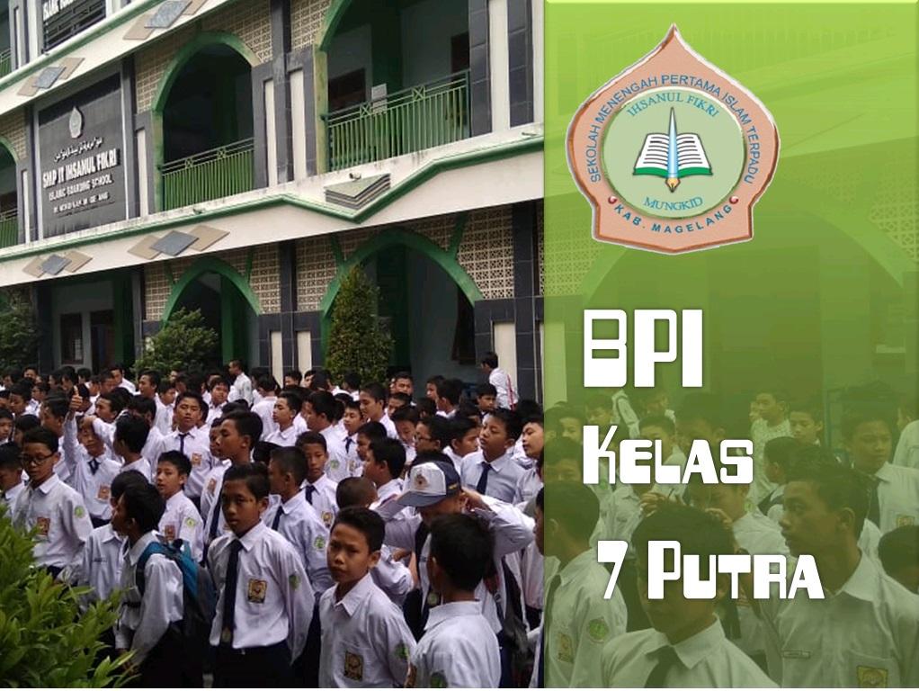 BPI Kelas 7 Putra